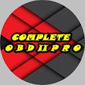 Full OBD II Cars Pro icon