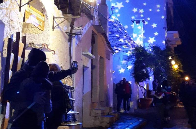 Atmosfere natalizie ad Alberobello di giovannaabb