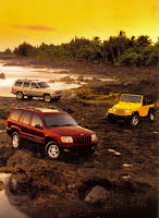Jeep modellprogrammet