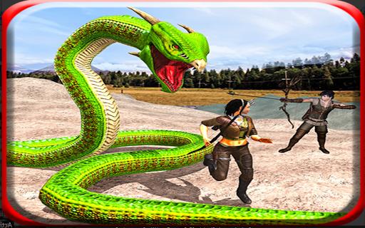 Hungry Snake Hunting - Expert Simulator 1.13 screenshots 9