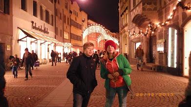 Photo: Ole und Gesa in Bruneck