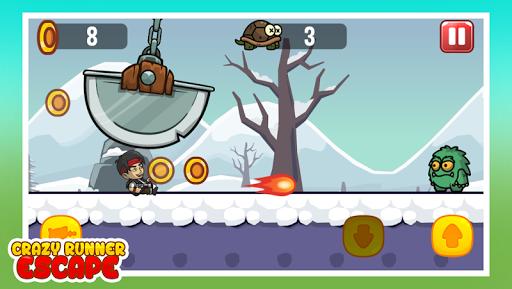 Télécharger Gratuit Hero boy run game Crazy run game mod apk screenshots 5