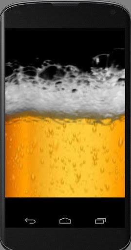 Orange Mobile Drink