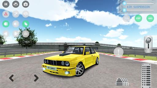 E30 Drift and Modified Simulator android2mod screenshots 17