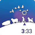 Daily Life Clock Widget icon