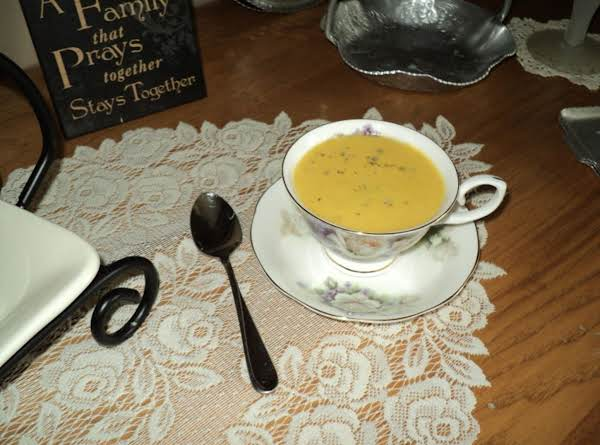 Lynn's Butternut Squash Soup Recipe