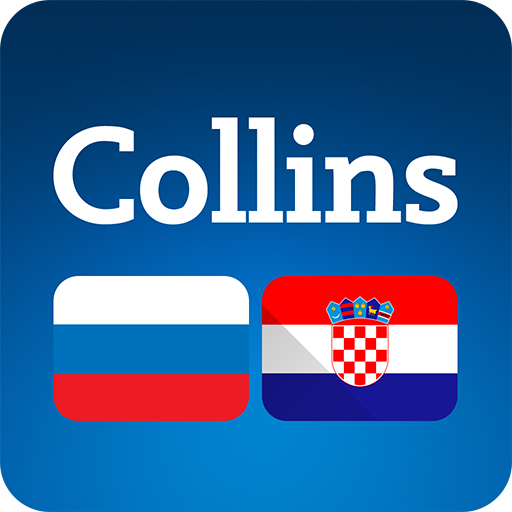Collins Croatian<>Russian Dictionary Icon