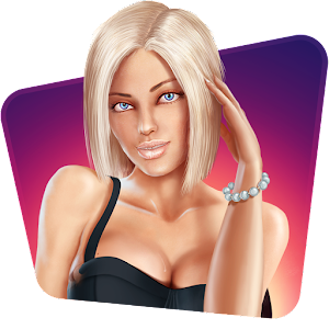 Pocket Blonde Cyber Girlfriend for PC and MAC