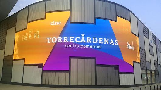 Con mascarilla y código QR: así será la reapertura del C.C. Torrecárdenas