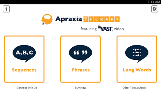 Apraxia Therapy Lite- screenshot thumbnail