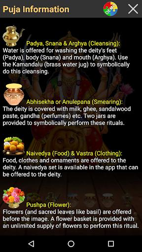PUJA: Mobile Temple Pooja for Indian Hindu Gods 7.0 screenshots 6