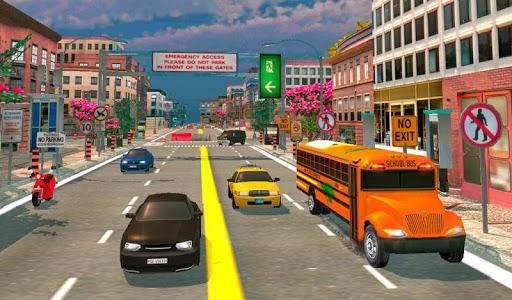 SMA Bus Driving 3D 1.2.9 screenshots 14