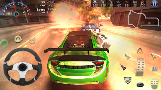 Armored Car 2- screenshot thumbnail