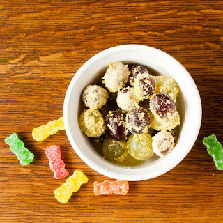 Healthy Sour Patch Grapes Recipe