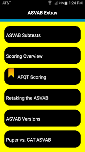 ASVAB Practice For Dummies- screenshot thumbnail