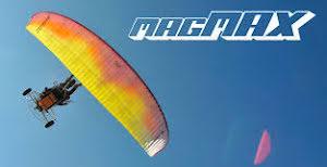 MAGMAX - Ozone Paramotoring tandem Glider