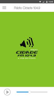Rádio Cidade 104.9 - náhled