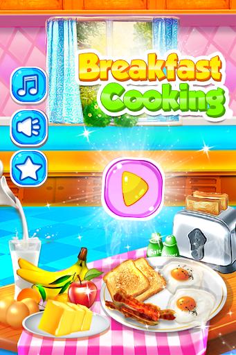Breakfast Cooking - Healthy Morning Snacks Maker screenshots 5