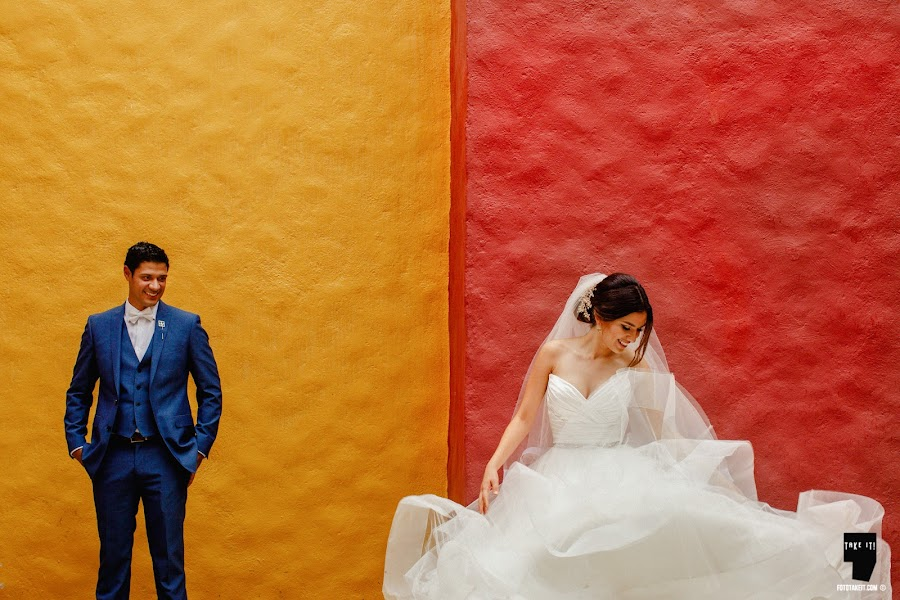 Wedding photographer Lupe Argüello (lupe_arguello). Photo of 30.04.2018
