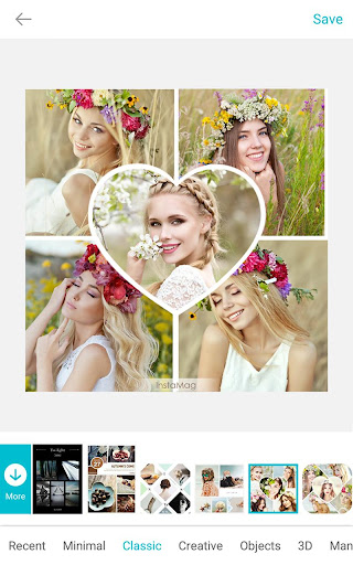 Photo Collage - InstaMag screenshot 16