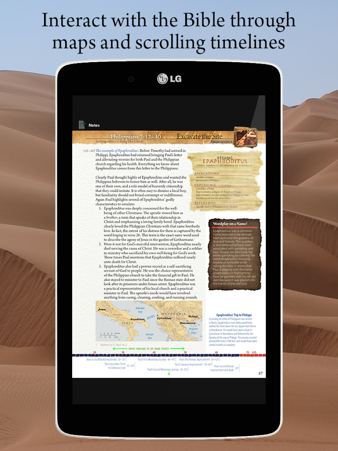 Sacra Script Bible Studies- screenshot