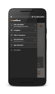 lexoffice scan- screenshot thumbnail