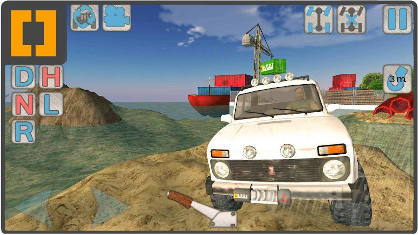 android Dirt On Tires [Offroad] Screenshot 15