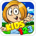 Educational Kids 123 Games icon