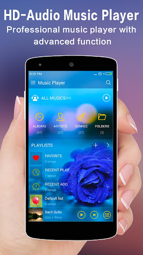Music Player 3.0.2 screenshots 1