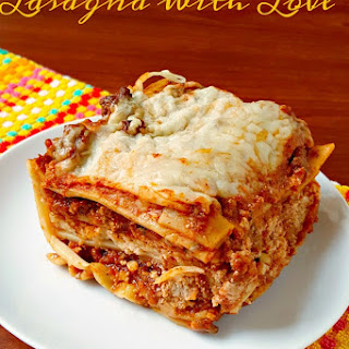 Lasagna with Love