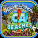 Hidden Object California Beach icon