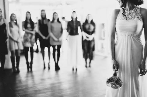 Wedding photographer Alina Kamenskikh (AlinaKam). Photo of 16.01.2015