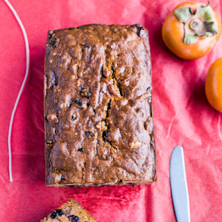 CRUNCH PERSIMMON BREAD