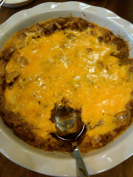 Jenny's Easy Mexican Bean Dip Recipe