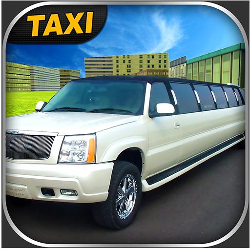 Crazy Limo Driver: Taxi 2017 模擬 App LOGO-APP開箱王
