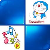 Doraemon Game Piano Tiles Mod