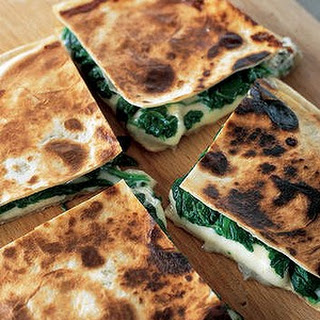 Blue Cheese Quesadilla Recipe