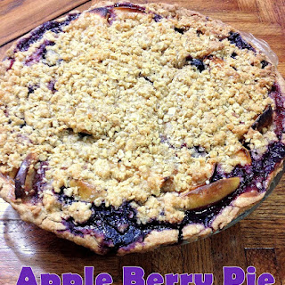 Apple Berry Pie