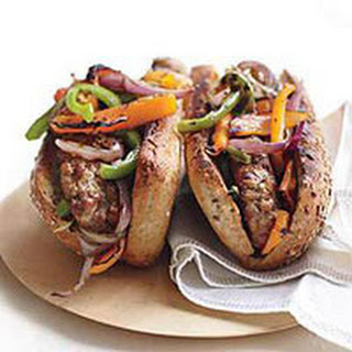Sausage-and-Pepper Sub.