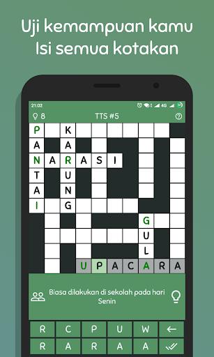 TTS Pintar 2018 - Teka Teki Silang Offline 1.2.3 gameplay | by HackJr.Pw 5
