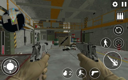 World War 2: WW2 Secret Agent FPS 1.0.11 MOD (Unlocked) 2