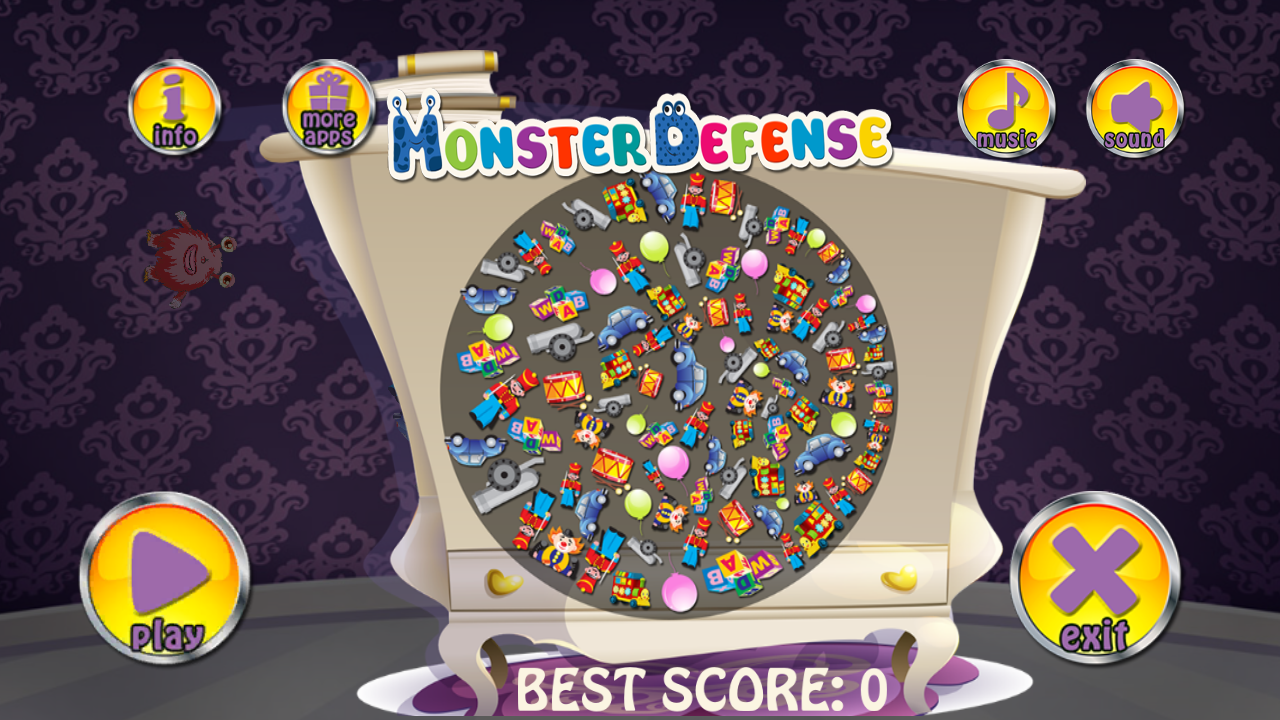Monster Defense- screenshot