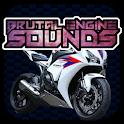Engine sounds of Honda CBR icon