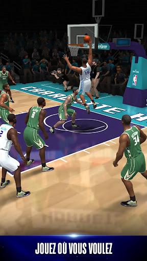 NBA NOW, jeu de basketball sur mobile  captures d'écran 2