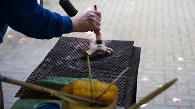 Photo: Van model naar bronzen beeld - cursus bij FluXus Beeldende kunst