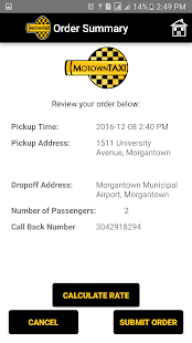Motown Taxi- screenshot thumbnail