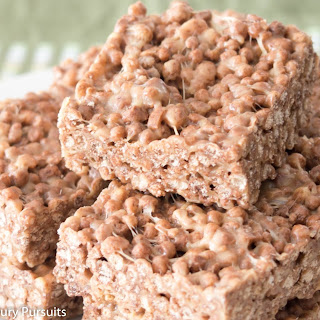 Cocoa Quinoa Puffs and Peanut Butter Squares