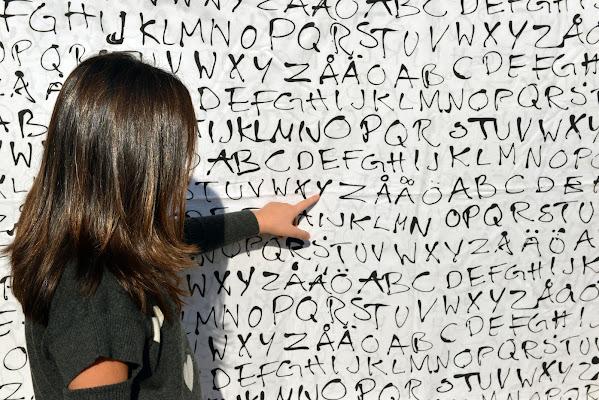 Alfabeto di Diana Cimino Cocco