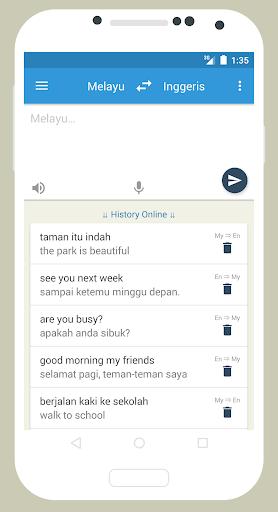 Translator English Melayu 1.2.39 screenshots 1