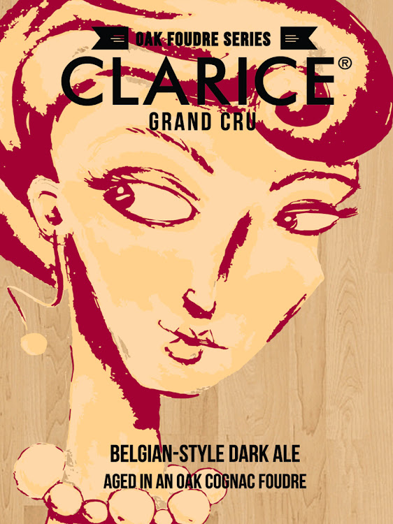 Logo of Destihl Brewery Clarice Grand Cru